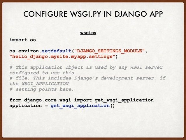 mod_wsgi multiple applications