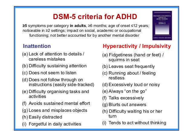 What is ADHD? Update on pharmacology and neuroimaging