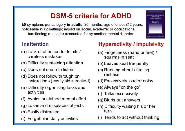 add adult symptom