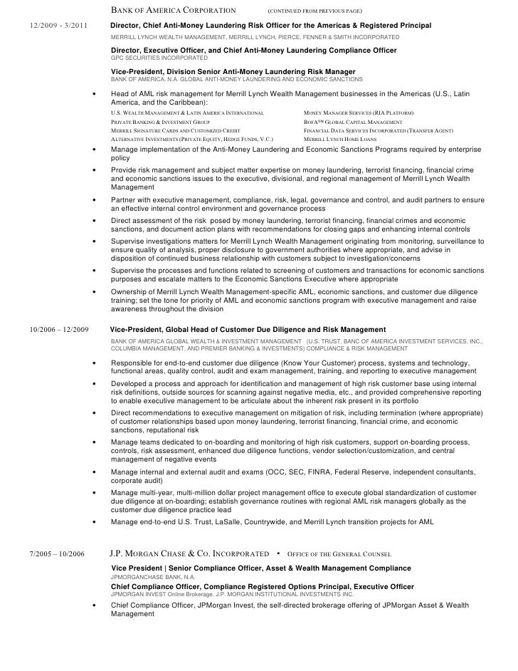 Cv In America] Teach For America Resume Sample ...
