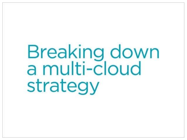 The Shift Toward Multi-Cloud Private Storage