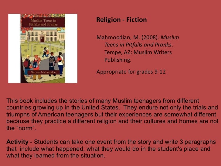multi cultural literature Australian primary schools are more culturally diverse now than ever before by  including multicultural literature in the school library fiction collection, teacher.