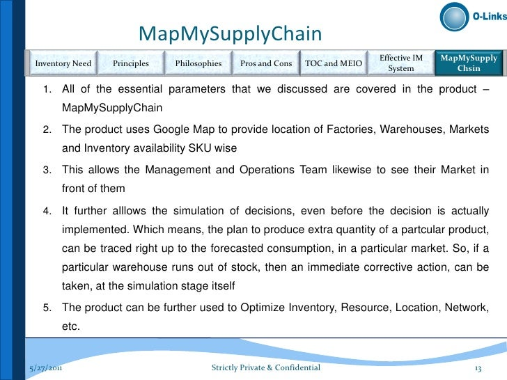 """how did inventory optimization impact operations and decision making Kraft has termed this latter phenomenon the """"landslide effect  willems, s p, """" inventory optimization: evolving from fad to necessity,"""" supply  even though  both problems operate in the same decision making space and the outputs of  one."""