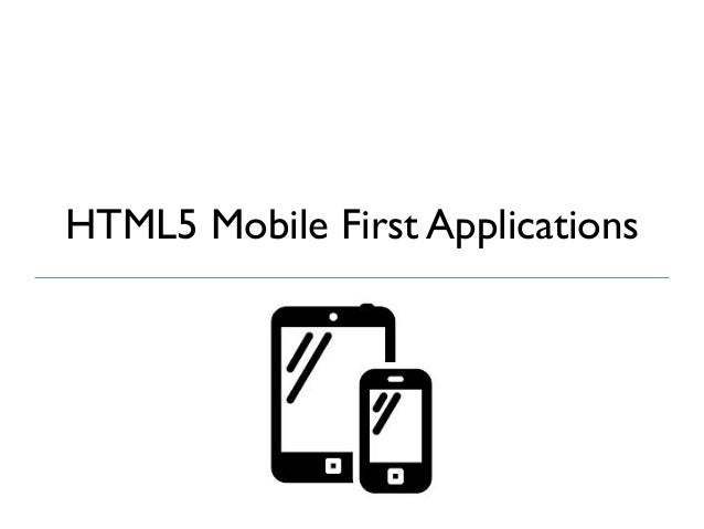 Multi screen HTML5