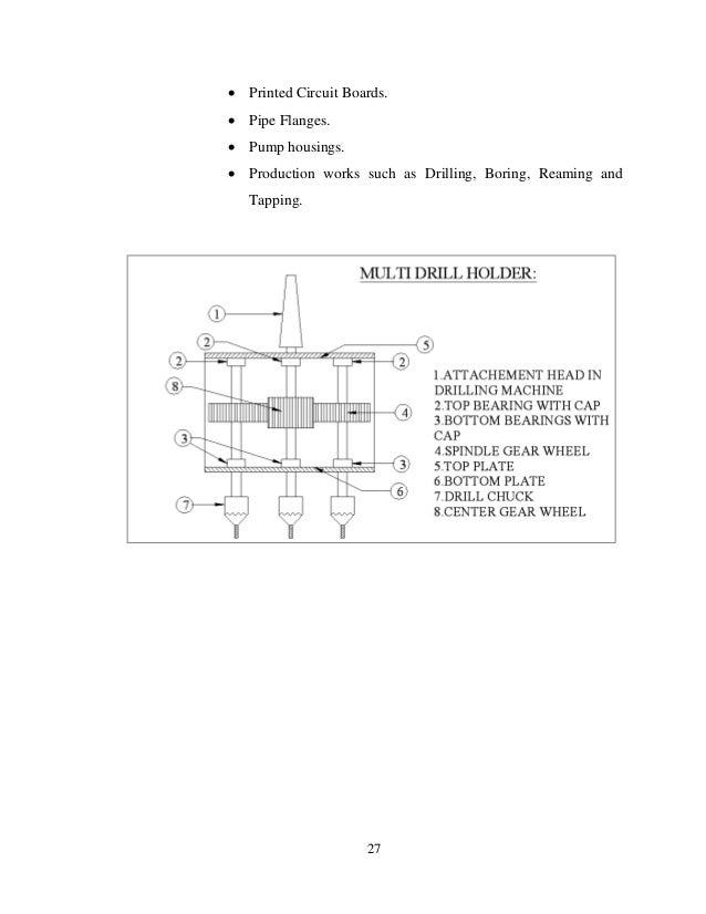 chuck drill press diagram wiring diagram online Drill Chuck Chart multi spindle drilling machine project report check valve diagram chuck drill press diagram