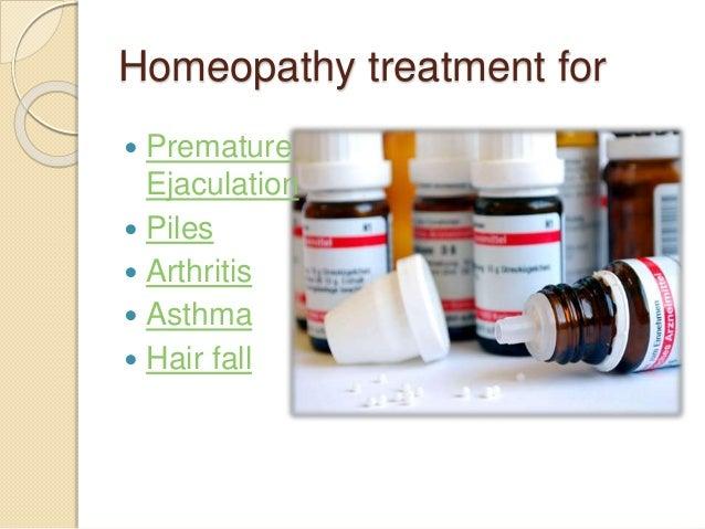 Homeopathy treatment for  Premature Ejaculation  Piles  Arthritis  Asthma  Hair fall