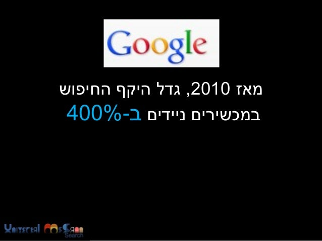 מאז 0102, גדל היקף החיפוש במכשירים ניידים ב-%004  https://www.facebook.com/Usearch