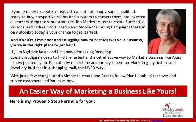 Multi Channel Marketing Blueprint Slide 3