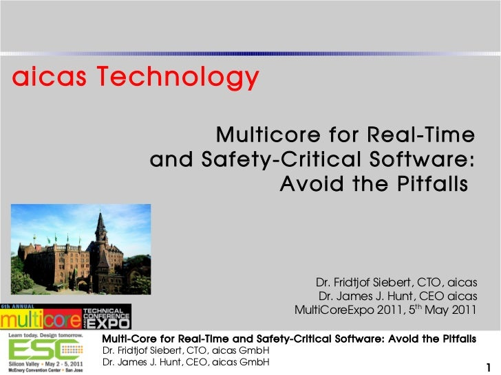 aicas Technology                   Multicore for Real-Time              and Safety-Critical Software:                     ...