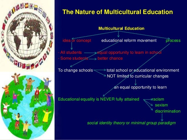 what is multicultural education Definition of multicultural definition of multicultural in english: multicultural adjective relating to or containing several cultural or ethnic groups within a society 'multicultural education.