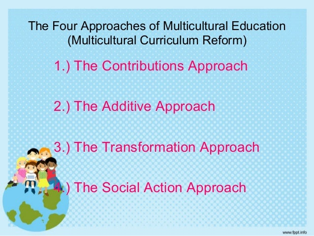 Multicultural education the social action approach 6 toneelgroepblik Images