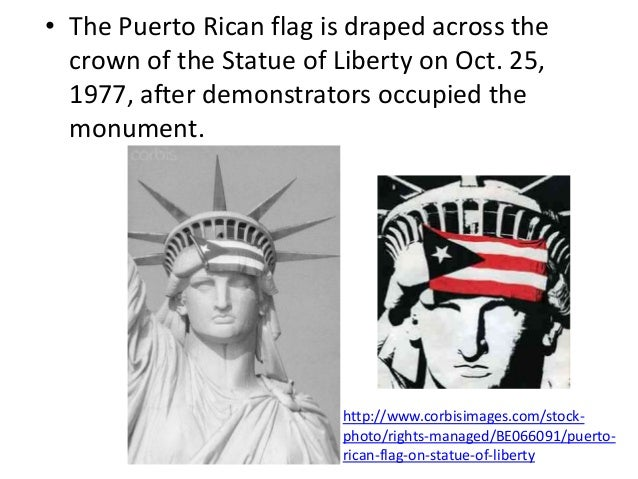 Satatue Of Liberty With Puartarican Flag Tattoo: Multicultural Education In Puerto Rico