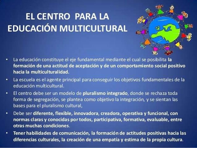 Multiculturalidad Slide 3
