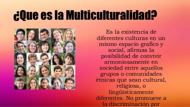 Multiculturalidad 2 Slide 2