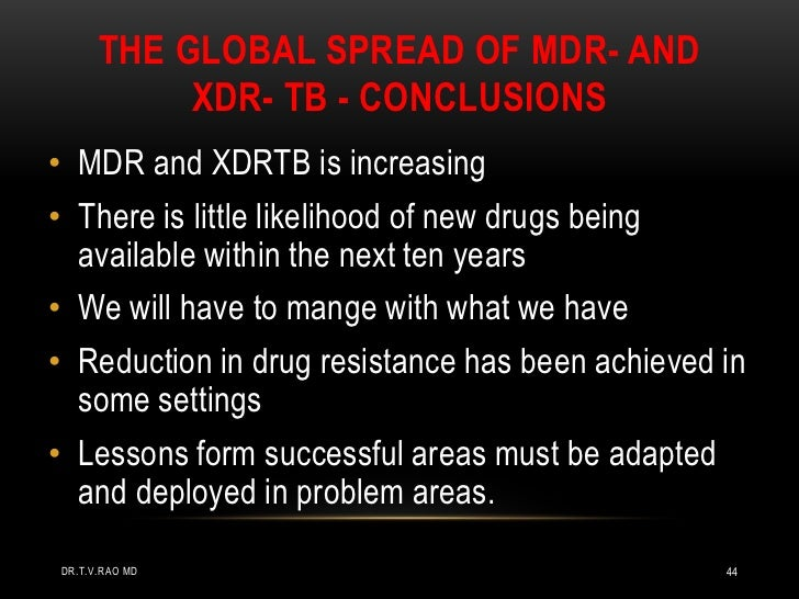 multidrug resistant tuberculosis essay Key words diagnosis - epidemiology - multidrug-resistant tuberculosis (mdr-tb)   the definitive diagnosis of mdr-tb is difficult in resource poor low.