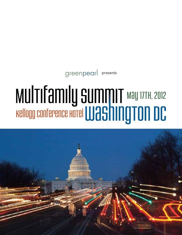 presents                                      May 17TH, 2012Kellogg Conference HoTel