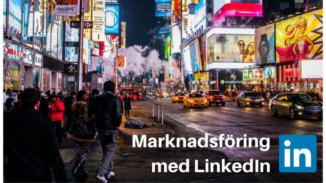 Marknadsföring i nätverk © LIexpert.se 1