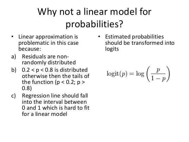 Multilevel Binary Logistic Regression