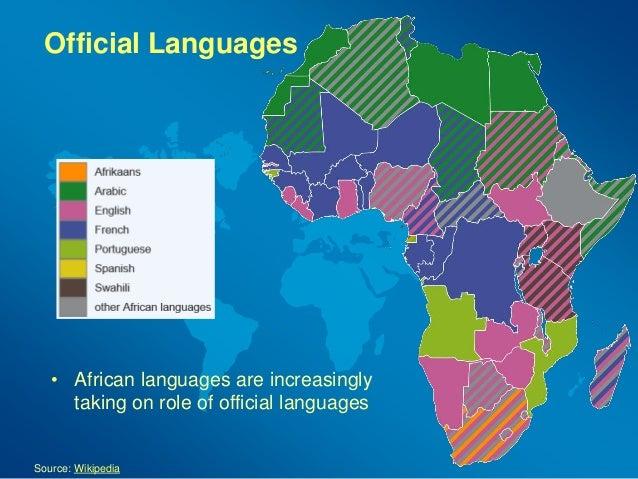 Multilingualism and language choice in sub saharan africa