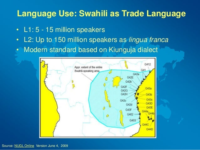 Luo dialect