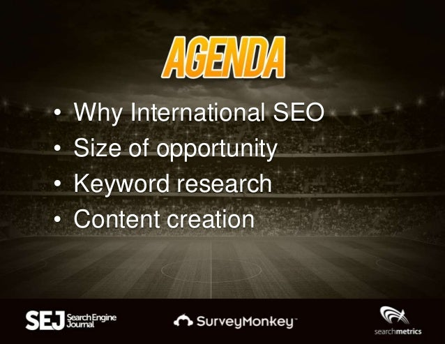 Multilingual SEO: Stop Playing Soccer When The Rest of The World is Playing Football Slide 3