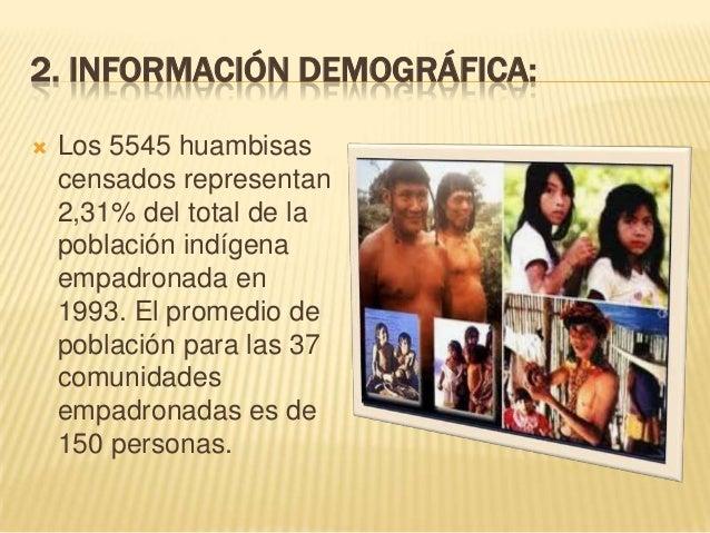   Departamento de Amazonas (160 CC.NN.): Provincias de Bagua y Condorcanqui Departamento de Cajamarca (2 CC.NN.): Provinc...