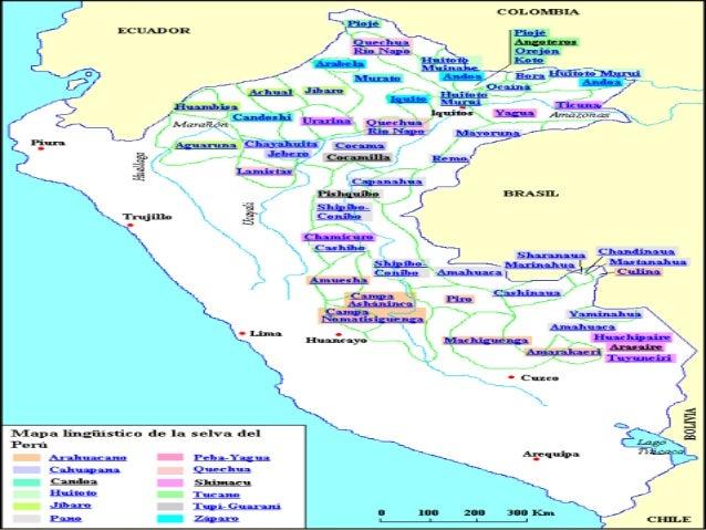 Multilinguismo del perú