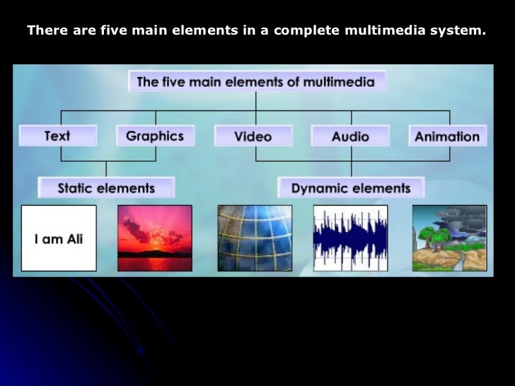 types of multimedia and its platforms Multimedia authoring tools provide the important framework you edit and import specific types of types of authoring tools.