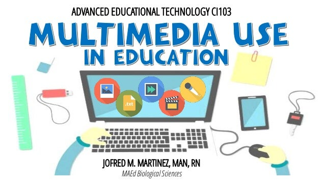 essay on role of multimedia in education