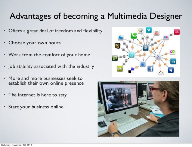 ... 7. Advantages Of Becoming A Multimedia Designer ...