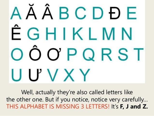 Get2Know: Vietnamese Alphabet