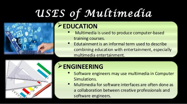 Multimedia Software Engineering