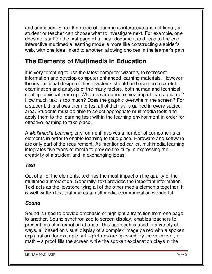 multimedia essay in punjabi