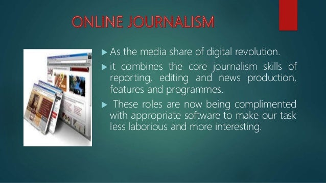  is the process of combining text, images, sound, videos and graphics, to tell an interesting story.  Multimedia journal...