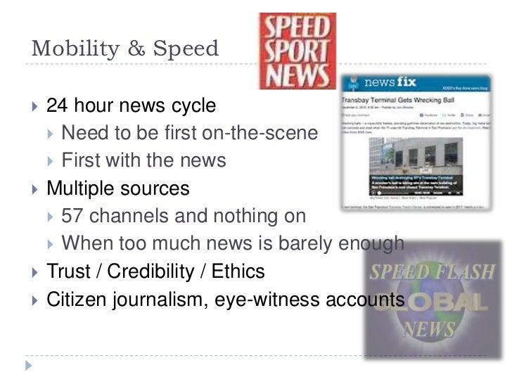 multimedia journalism may 2011