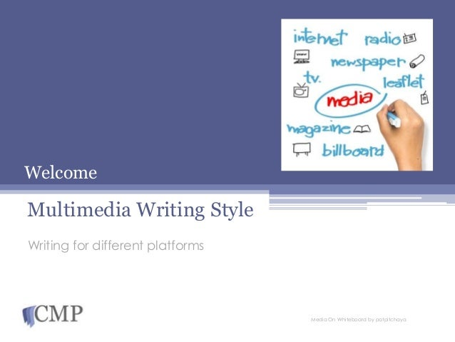 Writing and multimedia presentation assignment