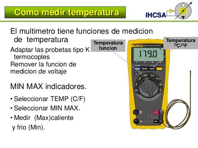 Multimetro web manejo de multimetro ley de ohm voltaje - Metro para medir ...