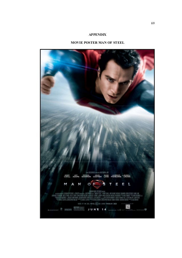 an analysis of the painting the man of steel Guest post by mike parry man of steel, written by david goyer and christopher nolan, is a terrific story man of steel: character analysis.