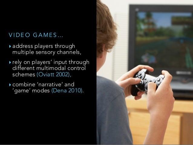 Multimodal Metaphors and Game Character Design Slide 3