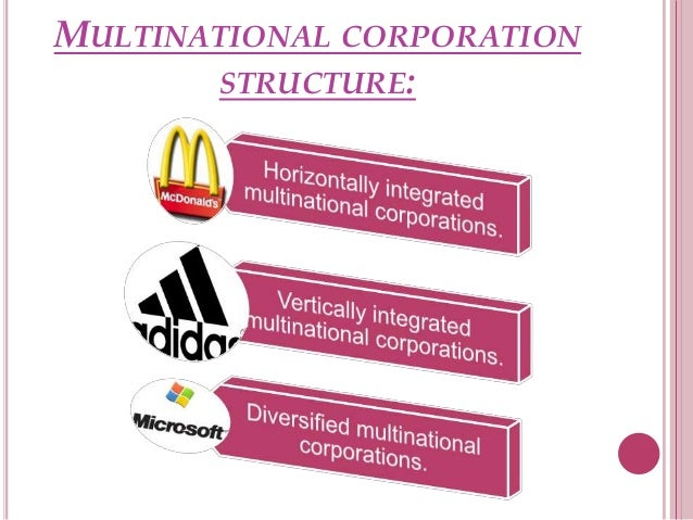 Essay on Multinational Corporations (MNCs)
