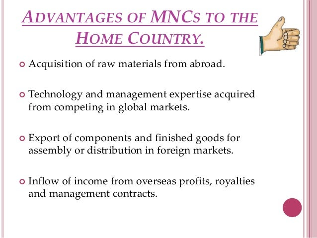 essay about mncs Essay on multinational corporations: saviors or saboteurs what are mncs multinational corporations or transnational corporations are very large firms with headquarters in one country but.