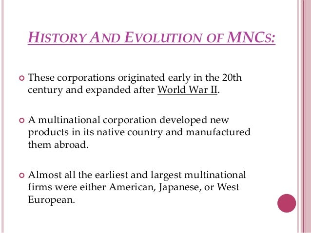 the tortuous evolution of multinational corporation Citeseerx - scientific documents that cite the following paper: the tortuous evolution of the multinational.