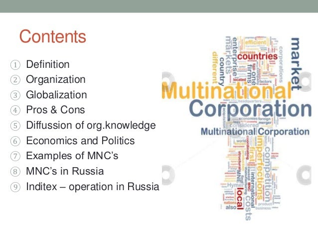 essay about multinational companies 03012012  a multinational corporation/company is an organisation doing business in more than one country 'in other words it is an organisation or enterprise.