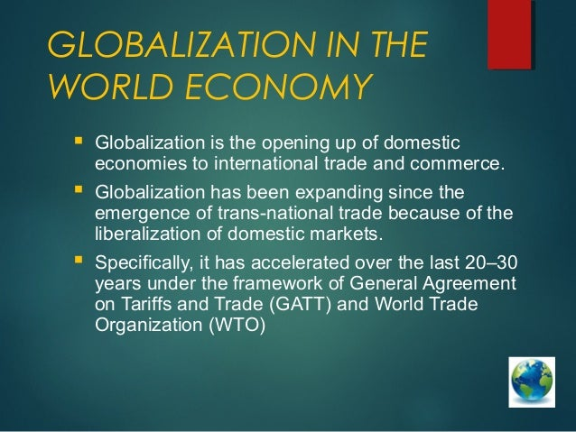 What Are the Four Stages of Globalization?