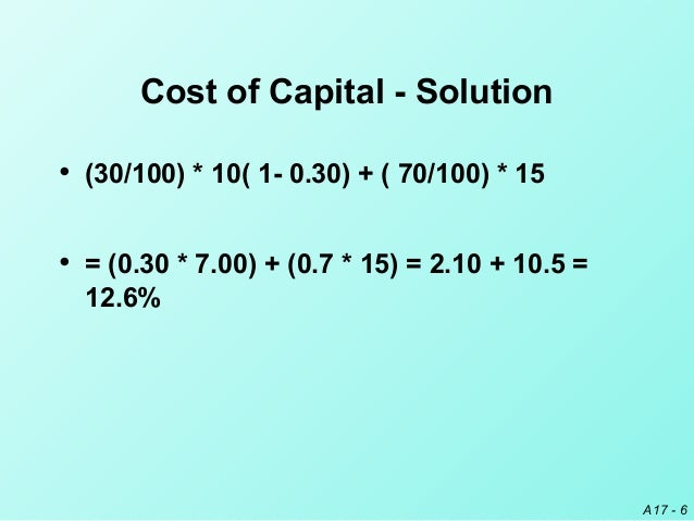 researching of multinational cost of capital Of economic research volume title: taxing multinational corporate taxes and the cost of capital for us multinational firms face a higher cost of.