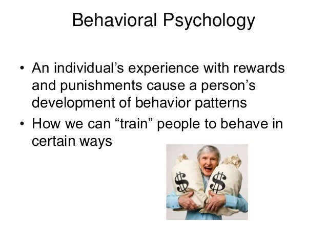 what is behavioral perspective in psychology