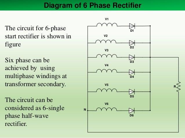 Multi phase Star Rectifier  Slide 2