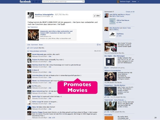 Promotes Movies  20