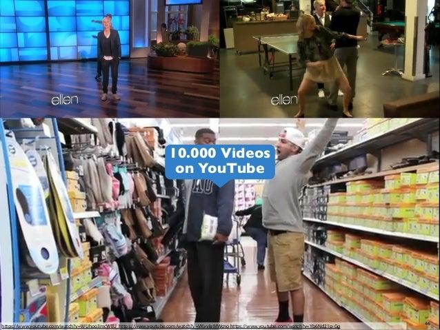 10.000 Videos on YouTube  https://www.youtube.com/watch?v=WUhoo3mcWEU https://www.youtube.com/watch?v=VKvvkrMWcno https://...