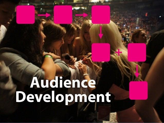 +  Audience Development 54
